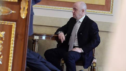 Пригожин предложил Кадырову юридическую помощь в разбирательстве с Новой газетой
