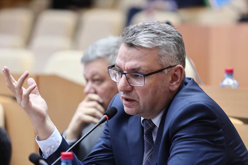 Депутат Гаврил Парахин