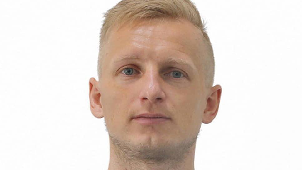 Футболист Дмитрий Герман