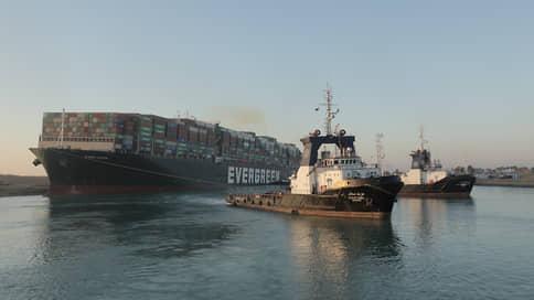 Навигацию по Суэцкому каналу полностью восстановят через три дня