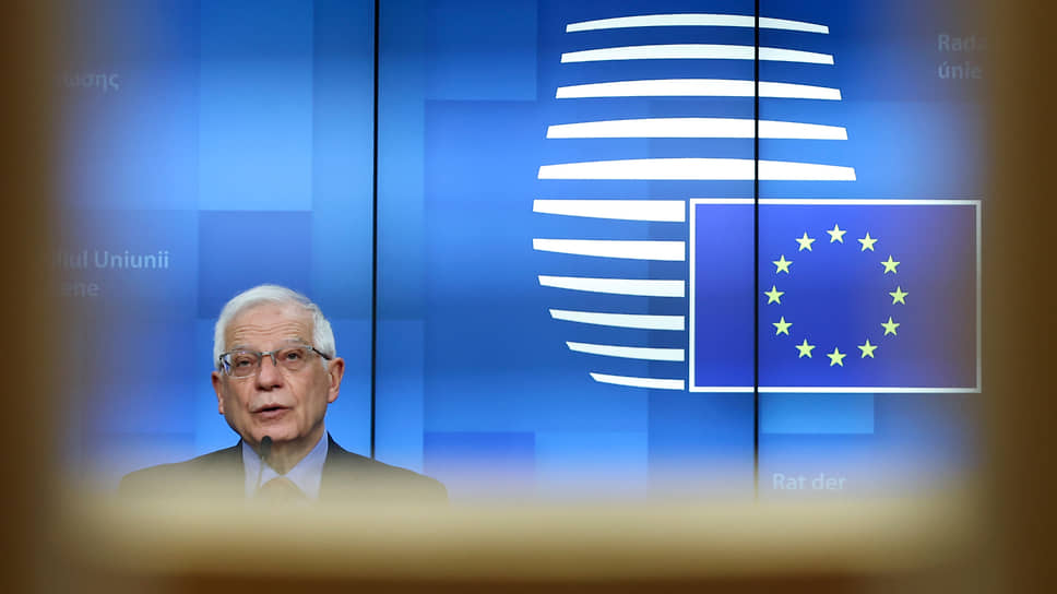 Глава внешнеполитической службы Евросоюза Жозеп Боррель