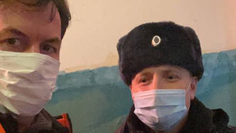 Корреспондентов CNN освободили после задержания у колонии в Покрове