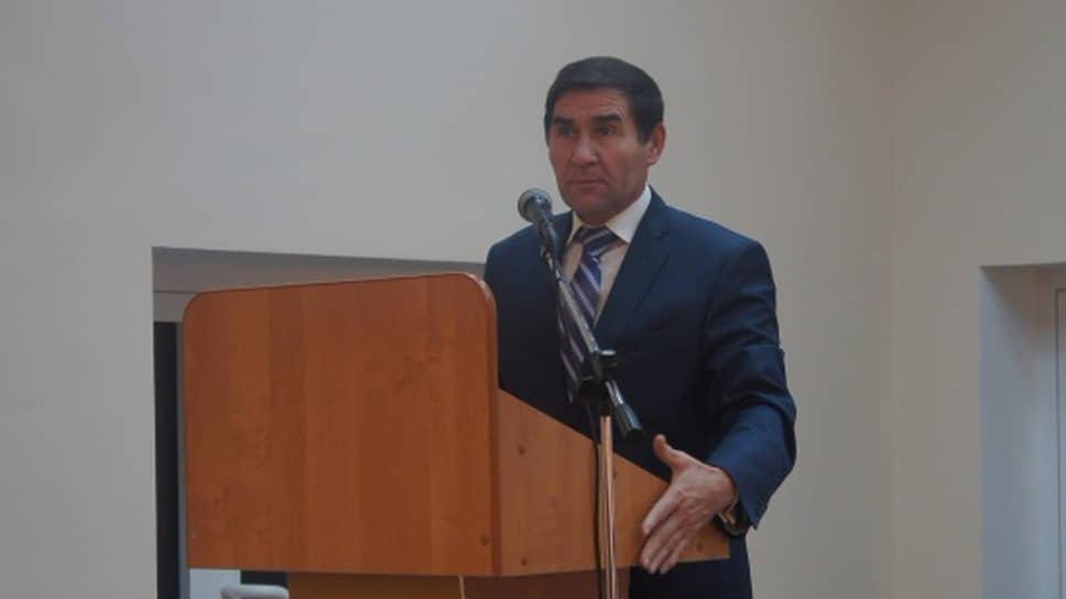 И. о. министра лесного, охотничьего хозяйства и природопользования Мордовии Юрий Медянкин
