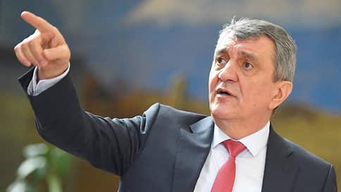 Путин сменил главу Северной Осетии