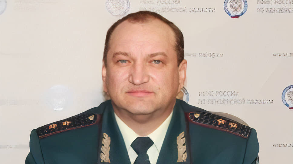 Руководитель Управления ФНС по Пензенской области Юрий Калабин