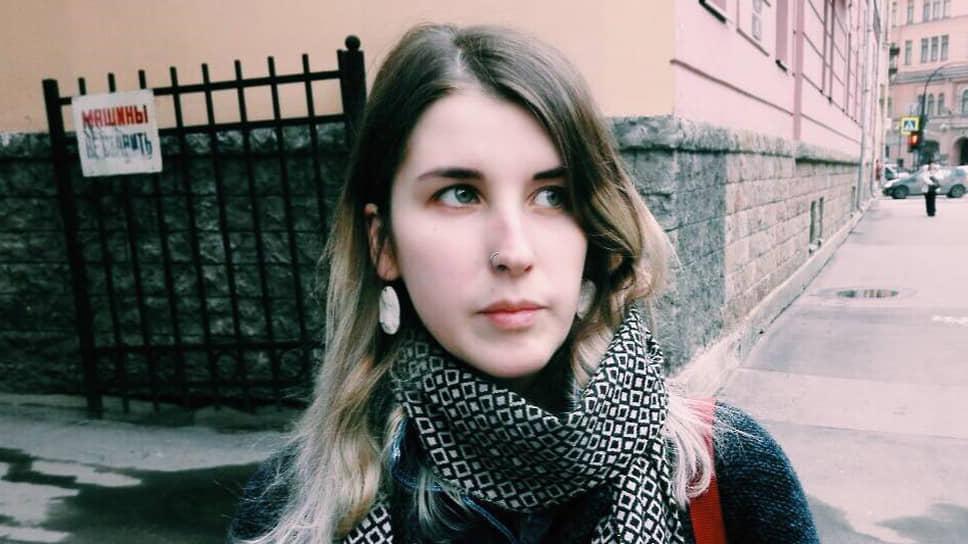 Журналистка «Важных историй» Екатерина Аренина