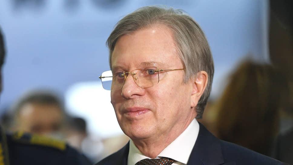 Министр транспорта России Виталий Савельев