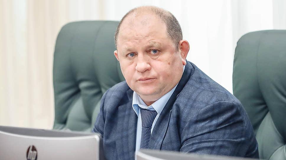 Депутат Сахалинской областной думы Дмитрий Пашов