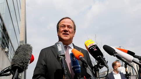 ХДС повторно поддержал Лашета в качестве кандидата в канцлеры ФРГ