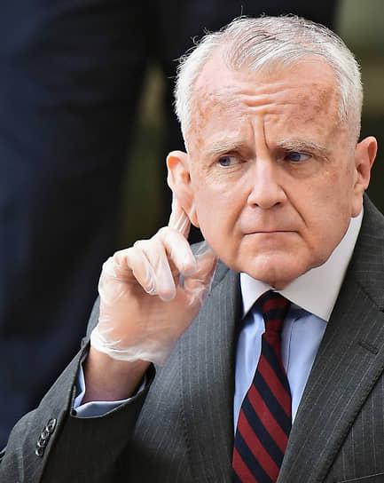Посол США в России Джон Джозеф