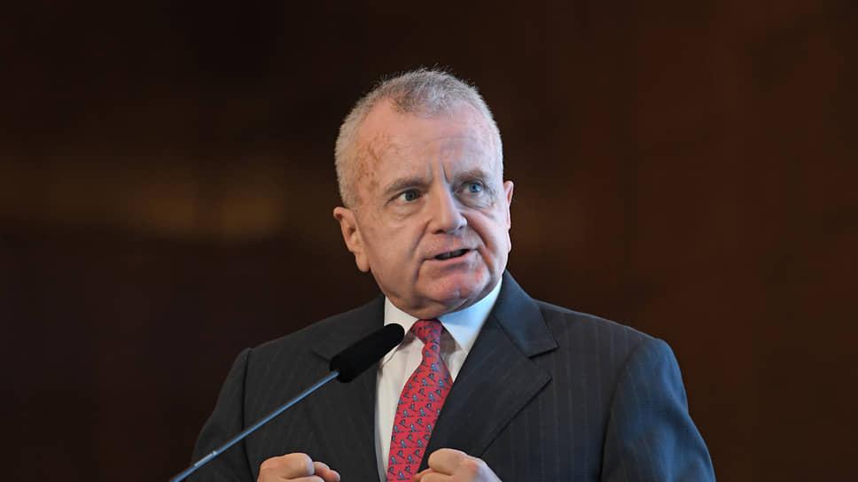 Посол США в России Джон Джозеф Салливан
