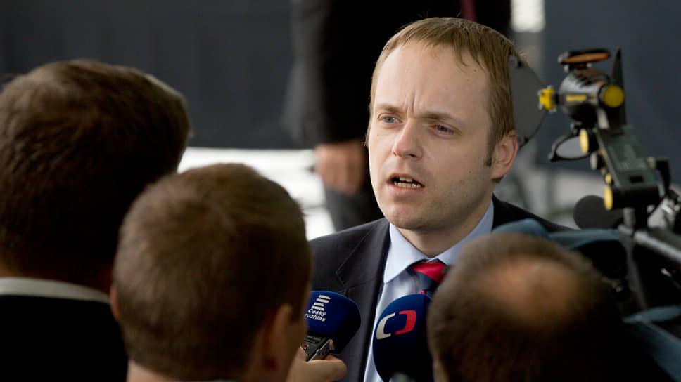 Министр иностранных дел Чехии Якуб Кулганек