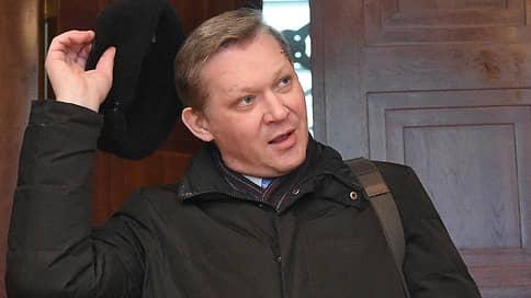 В Москве по подозрению в организации митинга задержан экс-депутат Рыжков