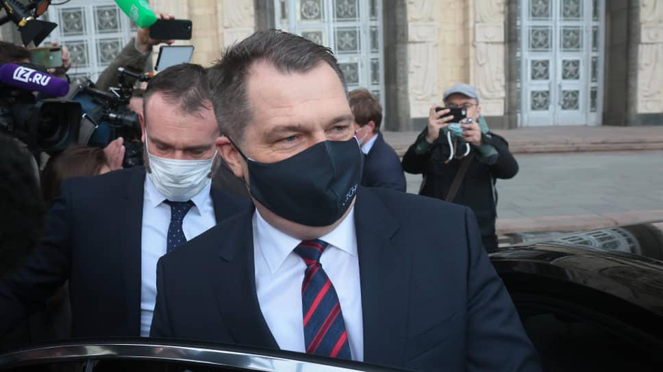 Посол Чехии в России Витезслав Пивонька