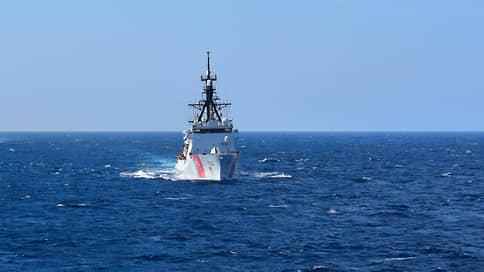 Сторожевой корабль США направился в Черное море