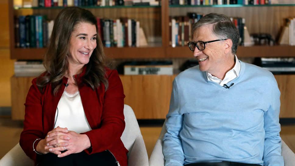 Жена Билла Гейтса после развода получит корзину, обои и Internet Explorer