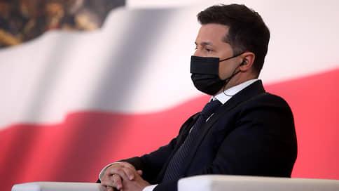 Зеленский назвал конфликт в Донбассе войной в Европе
