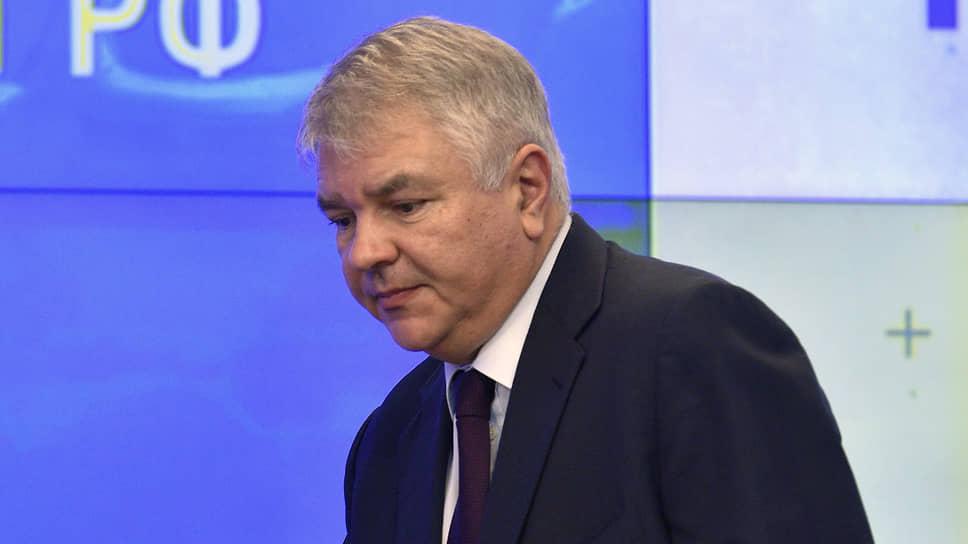 Алексей Мешков в 2015 году
