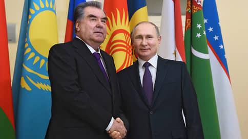 Президенты России и Таджикистана проведут переговоры накануне Дня Победы