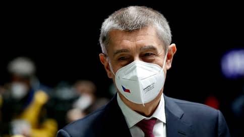 Премьер Чехии призвал «успокоить разогретую эмоциями напряженную атмосферу» с РФ