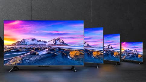 Xiaomi представила новую линейку телевизоров MiTVP1