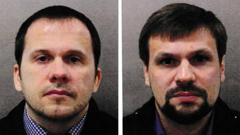 Пескову неизвестно о работе Петрова и Боширова на Кремль