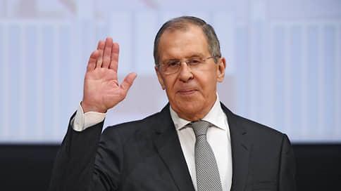 Сергей Лавров раскритиковал позицию ряда российских политиков по Казахстану