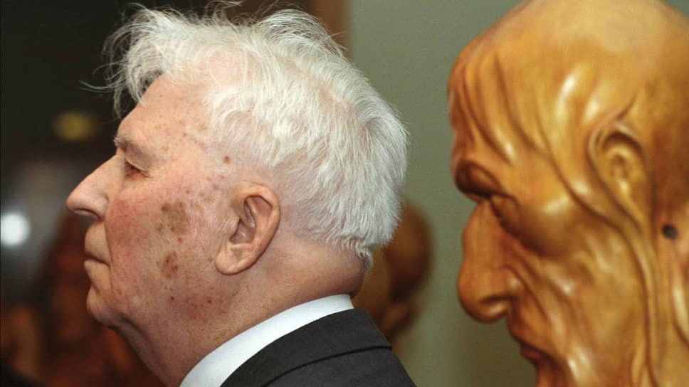 Егор Лигачев в 2003 году