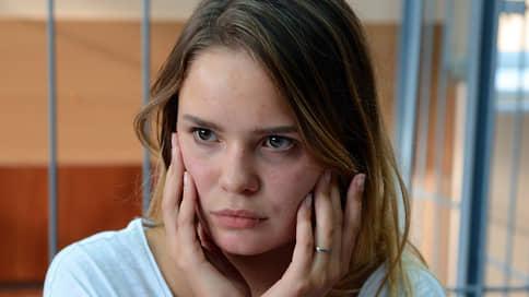 В Москве задержали участницу Pussy Riot Никульшину