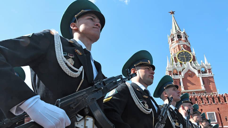 Как в Москве прошла генеральная репетиция парада Победы