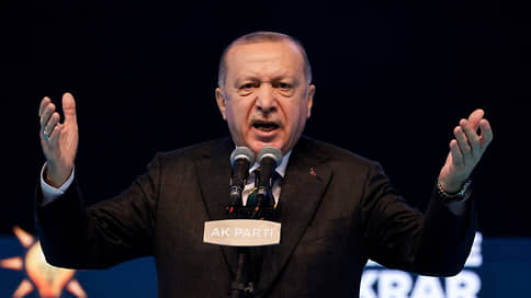 Эрдоган обвинил Израиль в терроре из-за ситуации в Иерусалиме