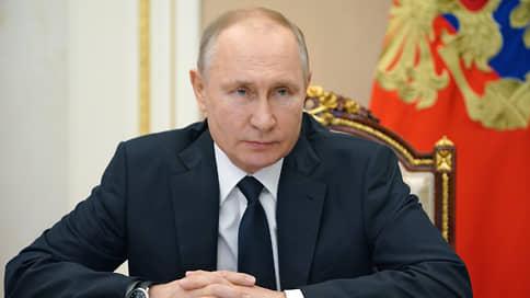 Путин поручил ужесточить правила оборота оружия после стрельбы в Казани