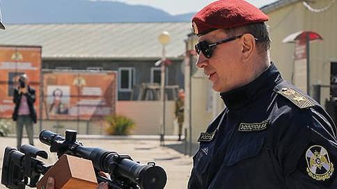 Золотов перечислил меры по ужесточению оборота оружия