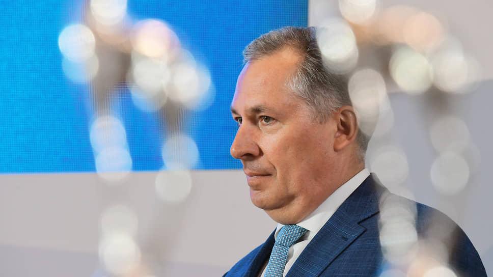 Президент ОКР Станислав Поздняков