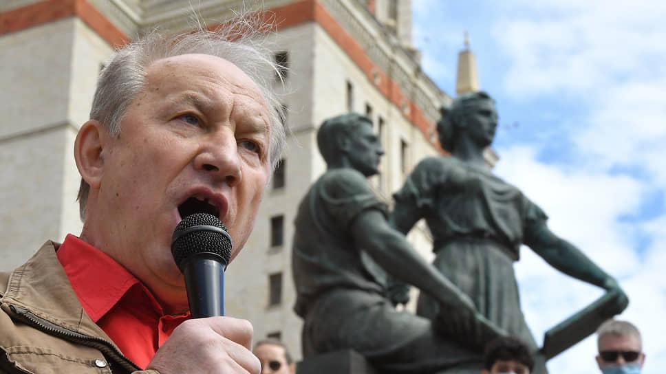 Коммунист Валерий Рашкин