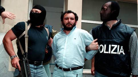 В Италии вышел на свободу один из самых жестоких мафиози