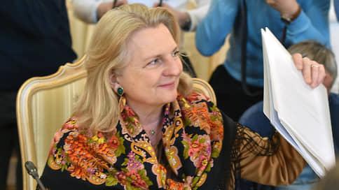 Бывшая глава МИД Австрии Карин Кнайсль вошла в совет директоров Роснефти
