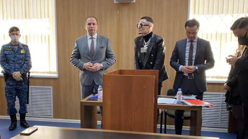 Рэпер Моргенштерн оштрафован на 100 тыс. рублей за пропаганду наркотиков
