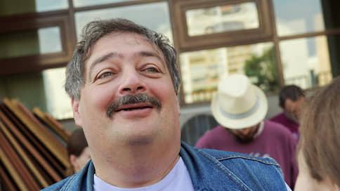 Писатель Дмитрий Быков считает свое отравление аналогом госпремии