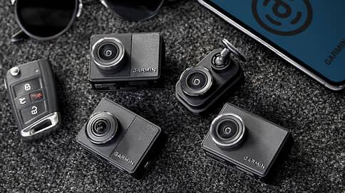 Garmin разработал видеорегистраторы с голосовым управлением