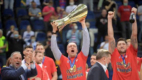 ЦСКА стал чемпионом Единой лиги ВТБ 9-й раз подряд