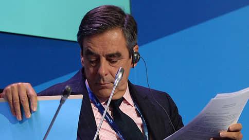 Бывший премьер Франции Фийон выдвинут в совет директоров Зарубежнефти