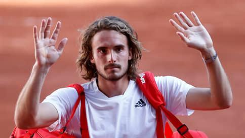 Циципас вышел в финал Roland Garros