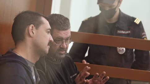 Суд приговорил двух сторонников Квачкова к 15 и 10 годам колонии