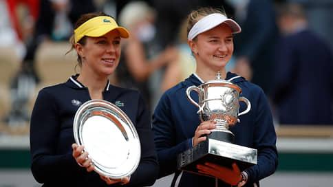Павлюченкова проиграла в финале Roland Garros