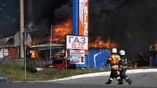 Число пострадавших при взрыве АЗС в Новосибирске превысило 20