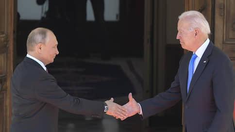 Путин назвал Байдена конструктивным и взвешенным человеком