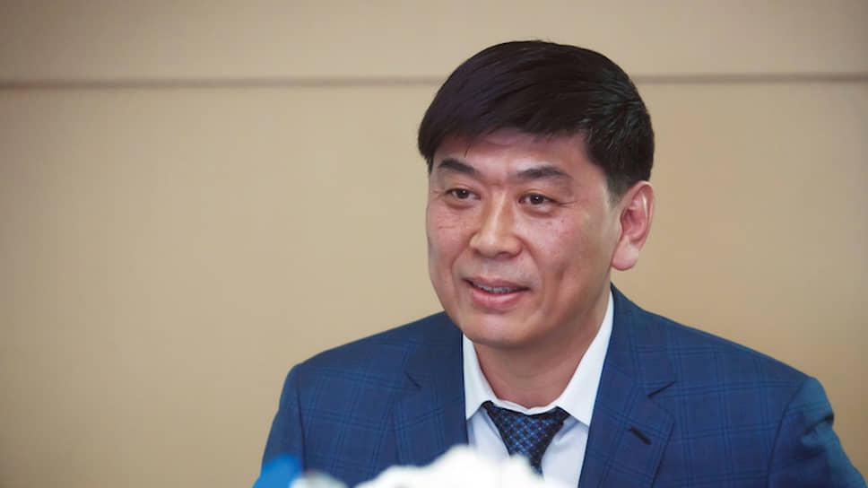 Бизнесмен Олег Кан
