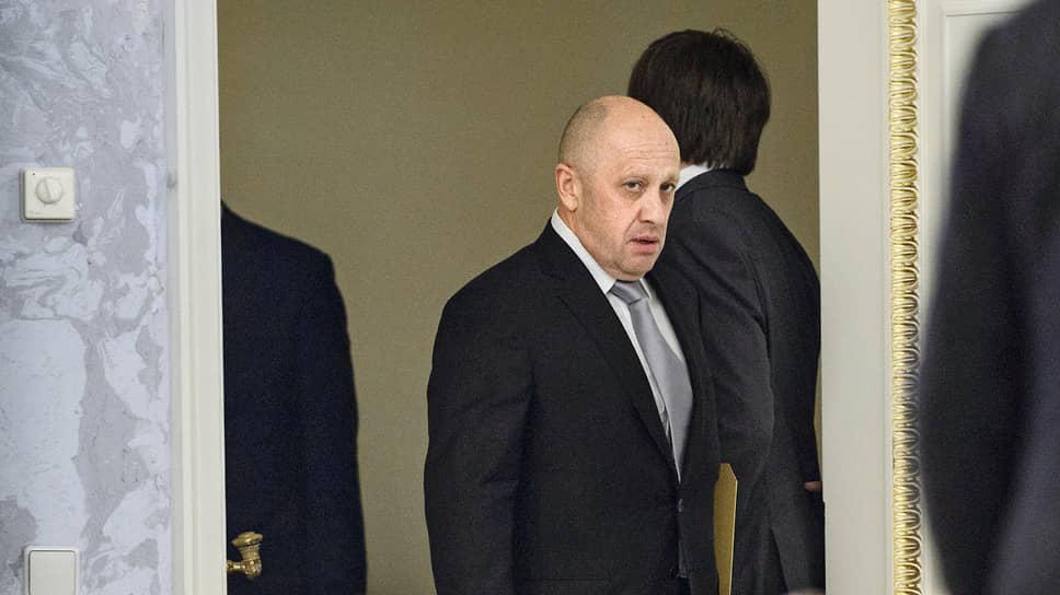 Евгений Пригожин в 2016 году