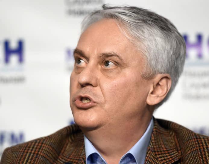 Михаил Каабак в 2019 году